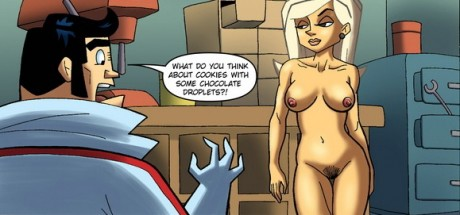 Nude Agent B sex story