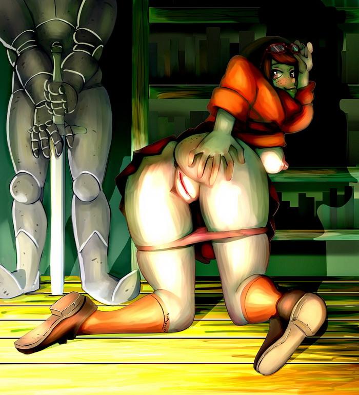 Not Velma scooby doo xxx