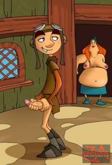 Hot BBW sex party in Cartoon Reality gallery