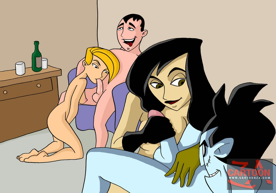 Fuck the Shego! in CartoonZa gallery