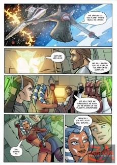 Cartoon XXX Star Wars in CartoonZa gallery