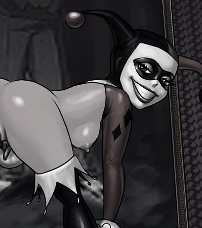 Harley Quinn sexual fantasies