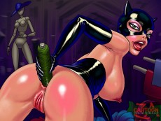 Harley Quinn sexual fantasies in CartoonZa gallery
