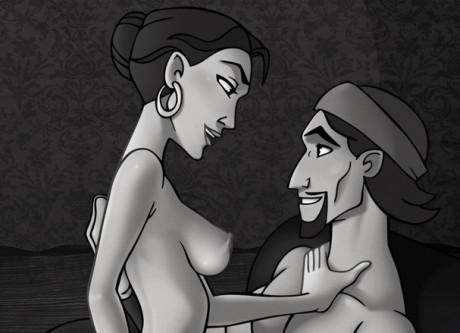 Sinbad xxx story