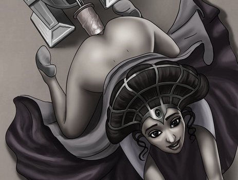 Copy of Horny princess from StarWars-02