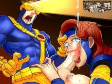 X-Men porn comix in Cartoon Reality gallery