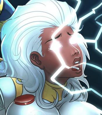 X-Men porn comix